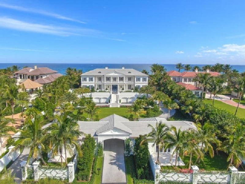 Luxury Home In Manalapan Florida