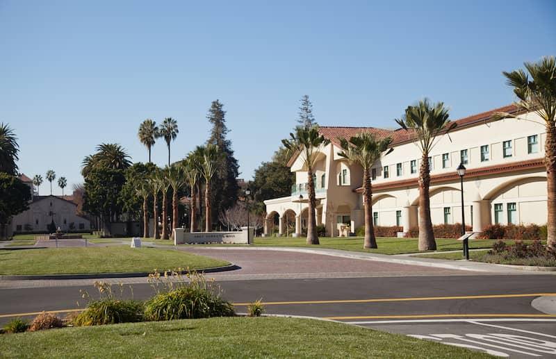 University of Santa Clara, Santa Clara, CA.
