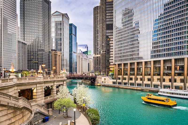 Chicago Illinois Sightseeing Cruise