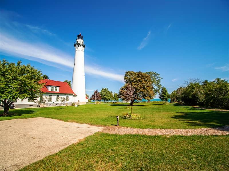 Wind Point Lighthouse Racine WI