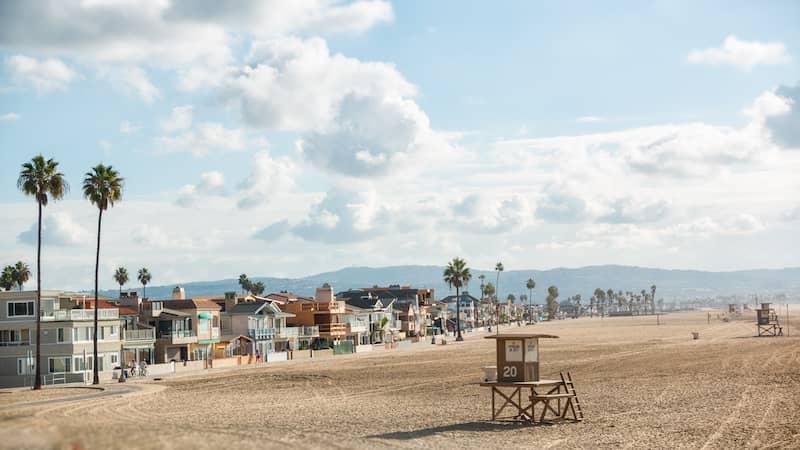 Newport Beach, California.