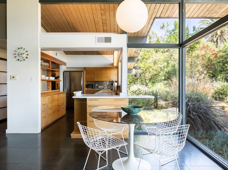 Midcentury Home in the Hollywood Hills, California.