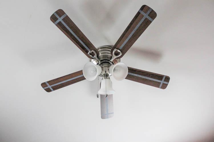 Ceiling Fan, Last