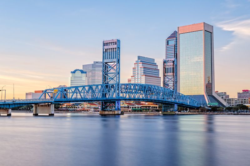 Most Affordable Big Cities In The US Jacksonville, Florida