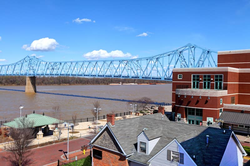 Owensboro Kentucky Bridge