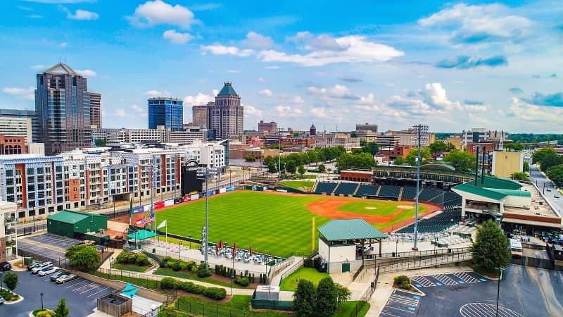 Greensboro Baseball Field
