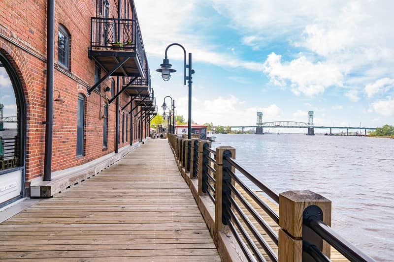 Wilmington Waterfront Bridge