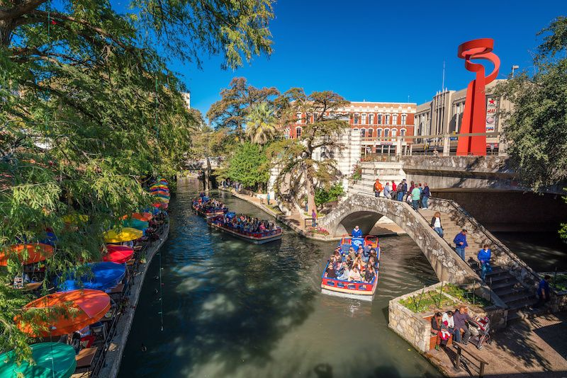 Most Affordable Big Cities In The US San Antonio, Texas