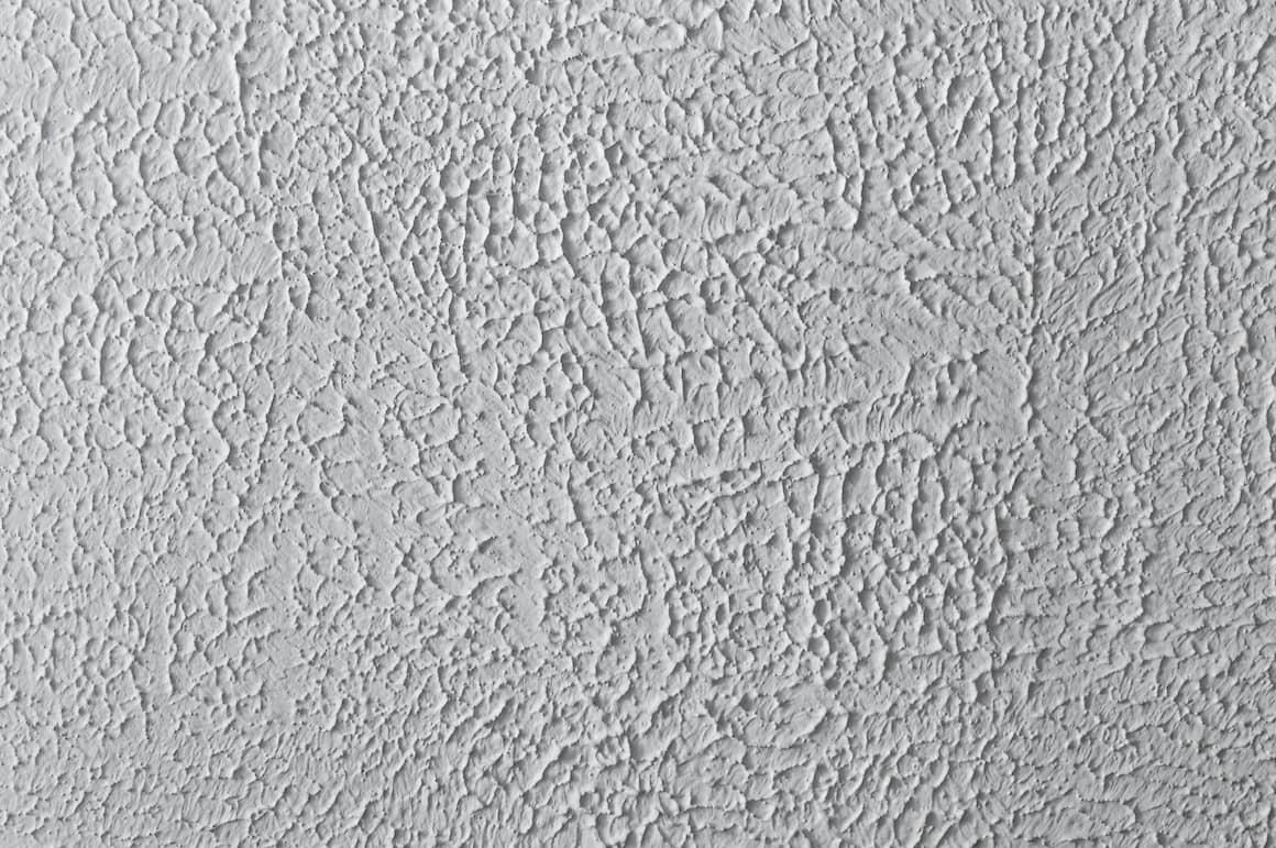 Stippled Ceiling