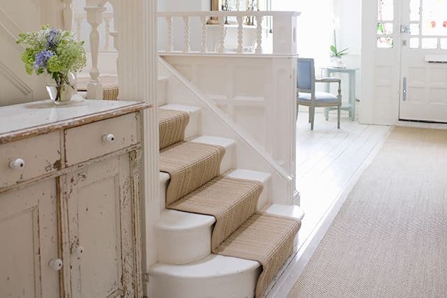 swap stair runners for new look