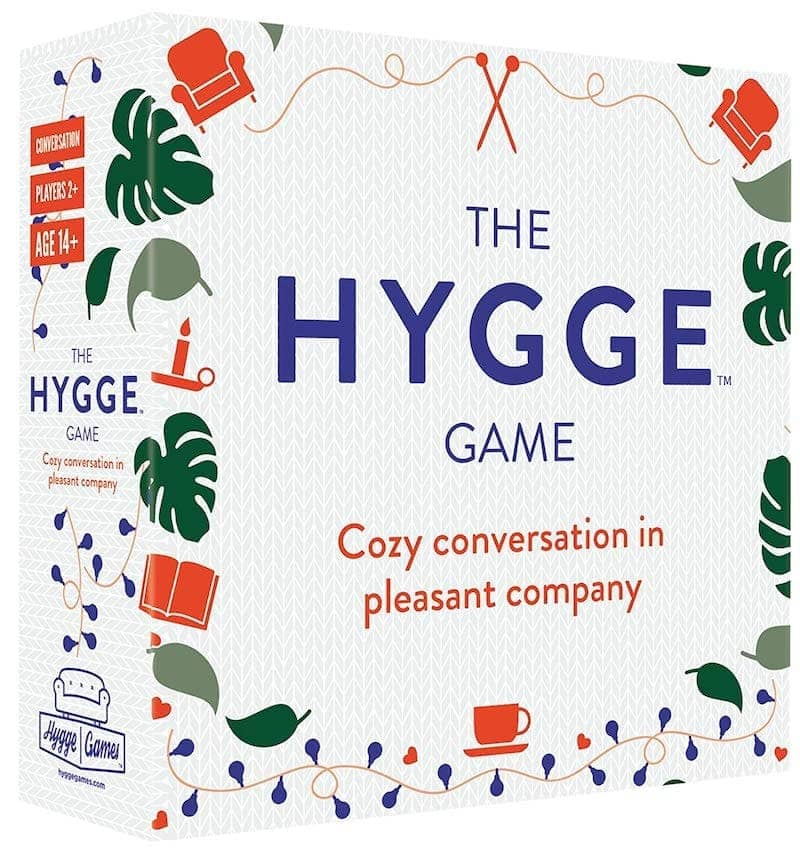 The Hygge Game: Cozy conversation in pleasant company