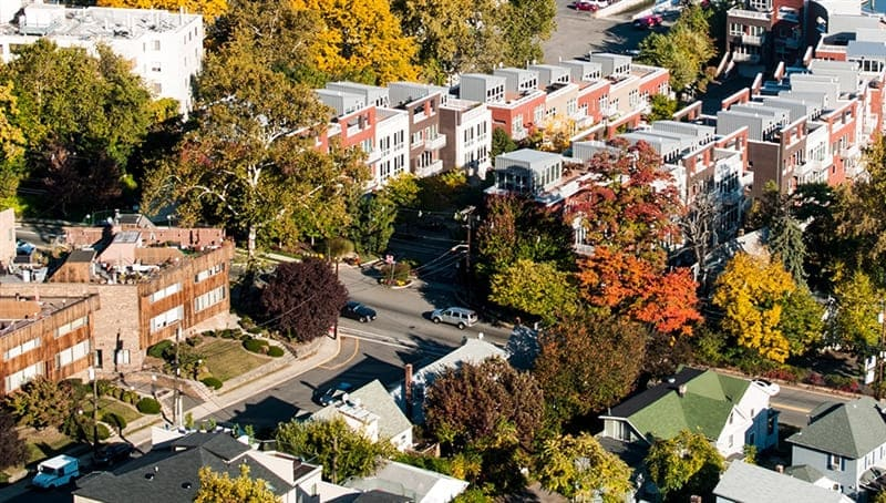 up and coming neighborhoods great for rental property
